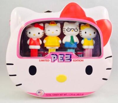 Hello Kitty Tin