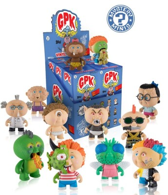 Garbage Pail Kids Mystery Minis
