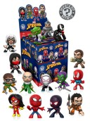 Classic Spiderman Mystery Minis