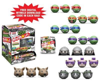 Teenage Mutant Ninja Turtles MYMOJIs