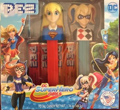 DC Girls Twin Pack
