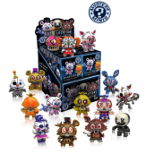 FNAF Sister Location Mystery Minis