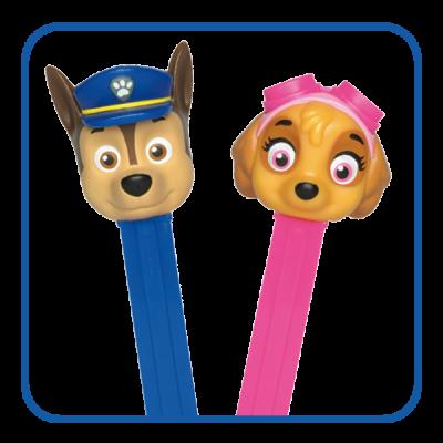 Paw Patrol PEZ