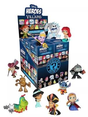 Mystery Minis Disney Heroes Vs Villains