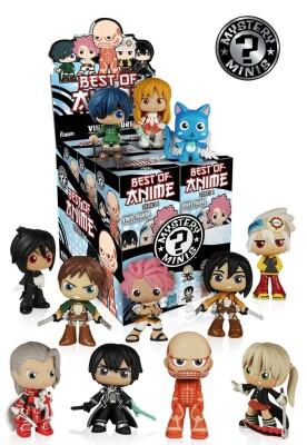 Mystery Minis Anime