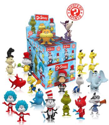 Dr. Seuss Mystery Minis