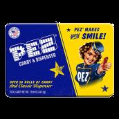 PEZ Candy Tin