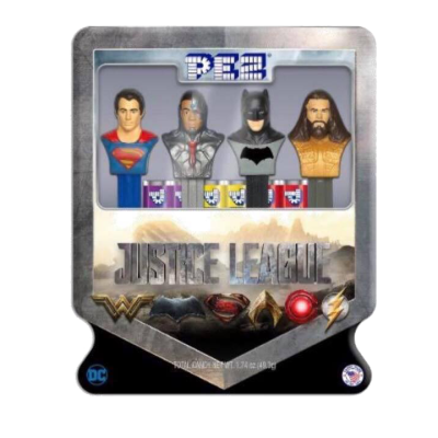 Justice League Gift Tin